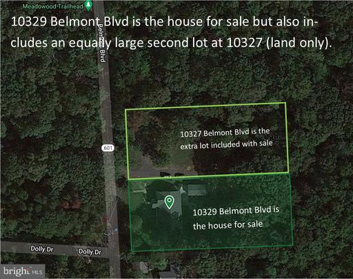 10329 Belmont Blvd Lorton VA 22079