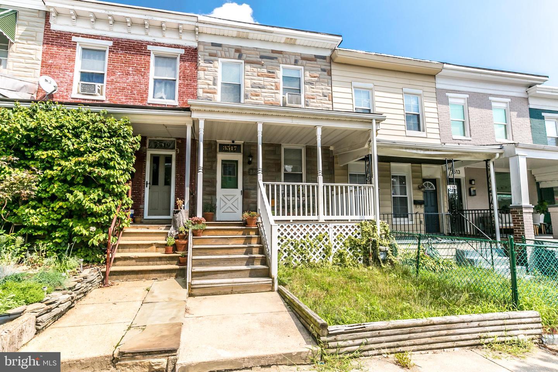 3517 Chestnut Avenue   - Baltimore, Maryland 21211