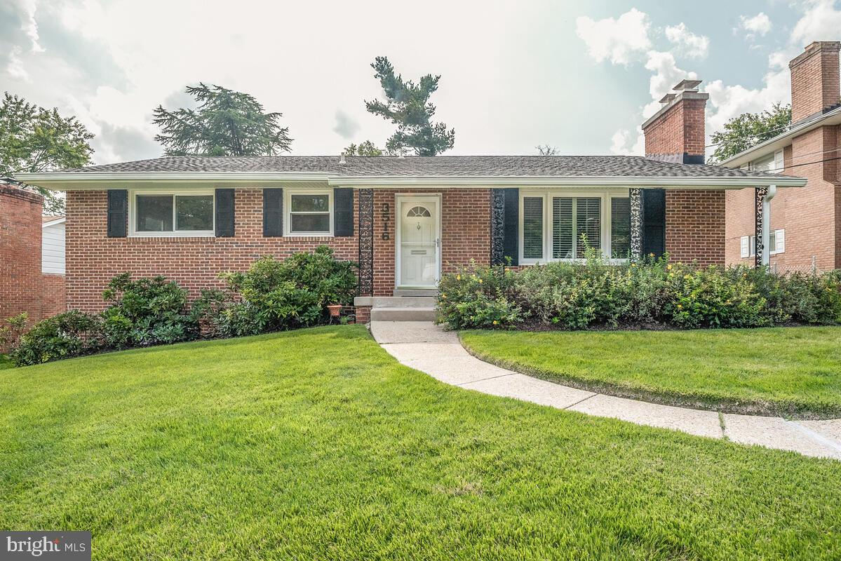 3516 Marlbrough Way   - College Park, Maryland 20740