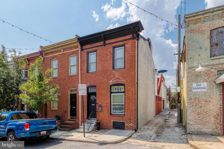 106 Castle Street   - Baltimore, Maryland 21231