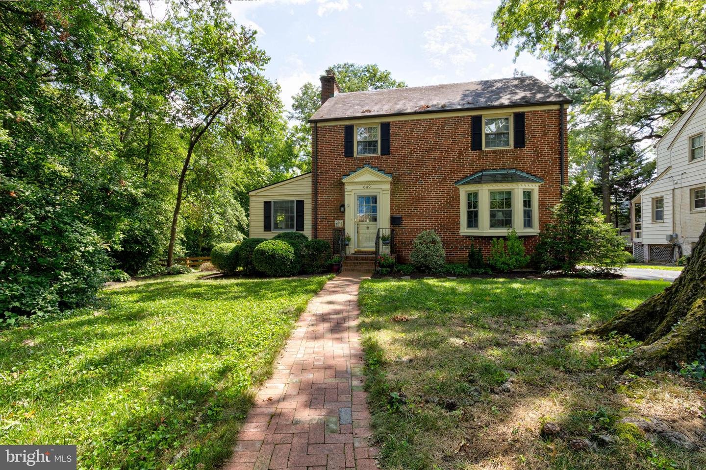 649 Sussex Lane   - Towson, Maryland 21286