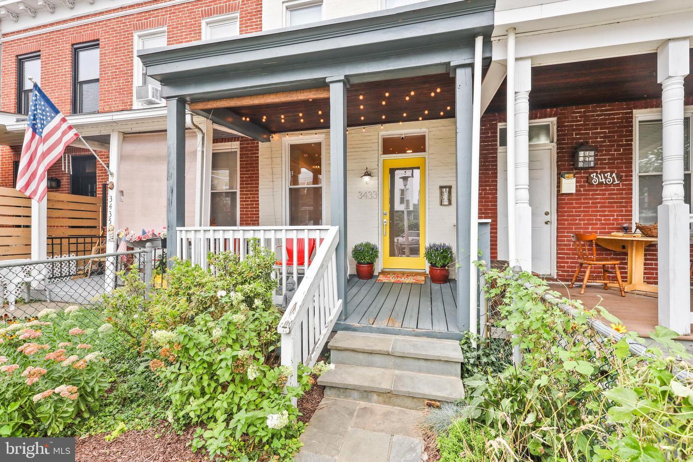 3433 Hickory Avenue   - Baltimore, Maryland 21211