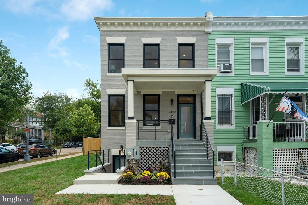 WELCOME HOME TO LIFESTYLE, LUXURY AND LOCATION - THIS NEWLY RENOVATED 3 LEVEL ROW HOME IS CENTRALLY LOCATED IN BROOKLAND MINUTES FROM EVERYTHING YOU NEED TO DO IN THE CITY! OFFERRING AN OPEN FLOOR PLAN FLOODED WITH NATURAL LIGHT, IDEAL FOR BOTH LIVING AND ENTERTAINING THIS HOME FEATURES HARDWOOD FLOORS THROUGHOUT, GOURMET KITCHEN WITH KITCHENAID STAINLESS STEEL APPLIANCES, GRANITE COUNTERTOPS, 42inch CUSTOM CABINETS, 4 MASTER BEDROOMS SUITES WITH LUXURY BATHS AND WALK IN CLOSETS, WASHER DRYER IN BOTH UPPER AND LOWER LEVELS, FULLY FINSIHED BASEMENT WITH IN LAW SUITE ACCESSORY APARTMENT/ REC ROOM, 2 HVAC SYSTEMS - 1 WITH DUAL ZONE, ENERGY EFFICIENT TANKLESS WATER HEATER,  AUDIO VISUAL CLOSET PRE-WIRED FOR VERIZON FIBER OPTICS HOOK-UP,  PRE-WIRED WITH COAX & CAT 5 FOR INTERNET CABLE IN EVERY ROOM, SURROUND SOUND SPEAKERS THROUGHOUT  PRE-WIRED FOR VOLUME CONTROLS IN EVERY ROOM, CUSTOM STAIRS/ HANDRAILS, RECESSED LIGTHING, DECK / OFF STREET PARKING WITH ROLL UP GATE AND PRE-WIRED FOR ELECTRIC CAR HOOKUP AT CARPORT AND SO MUCH MORE.
