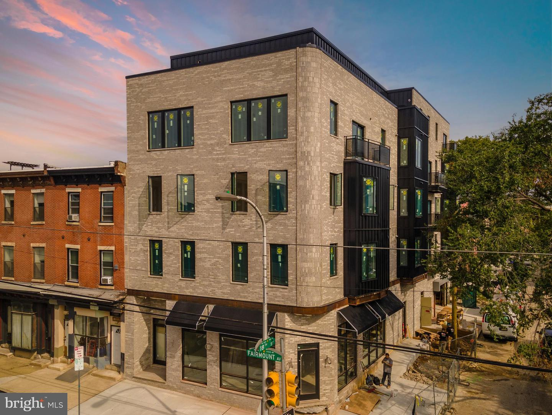 1801 Fairmount Avenue UNIT 3B Philadelphia, PA 19130