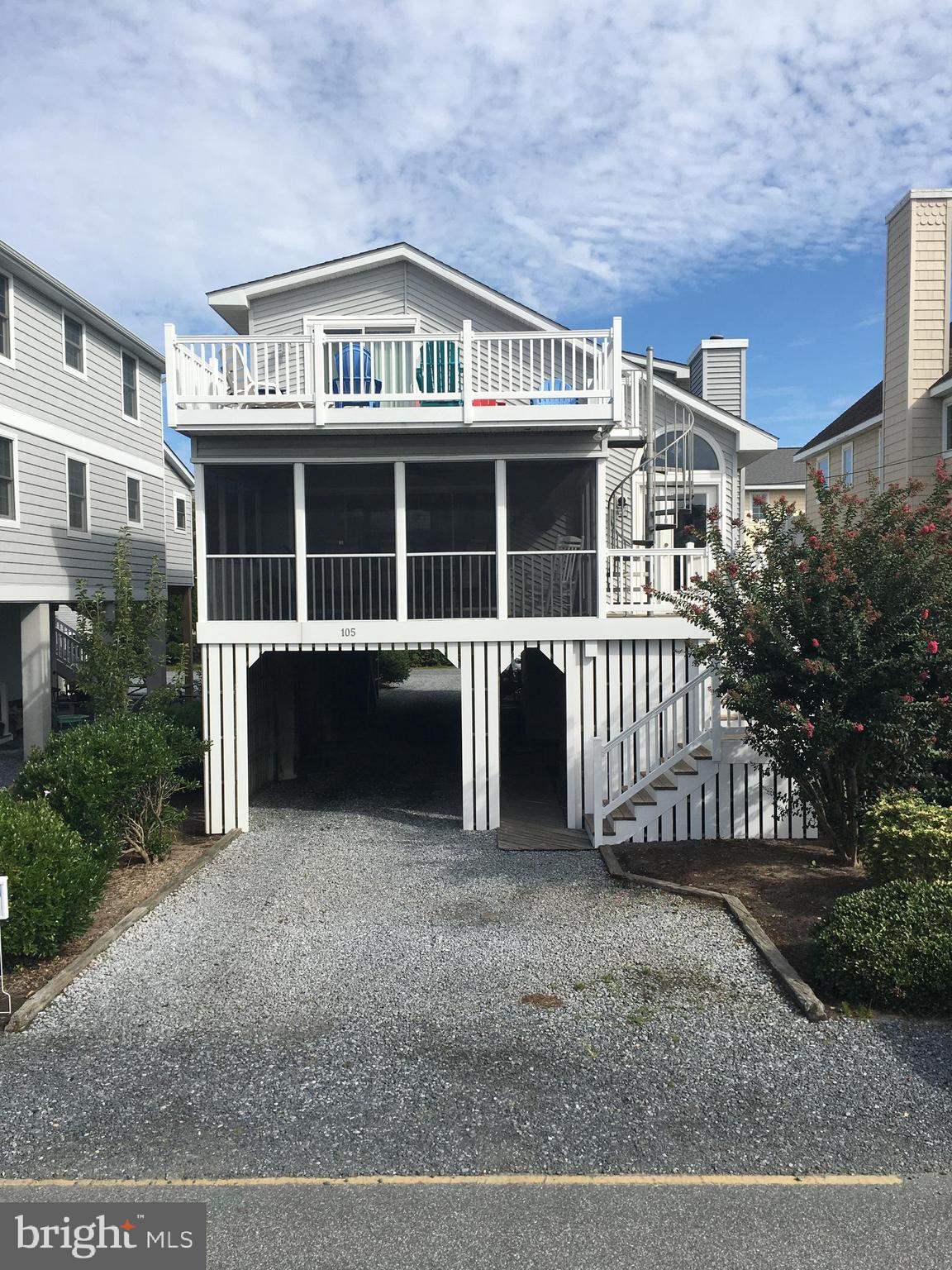 """Attention Investors or Home Buyers. This beautifully maintained, single family home is so close to the beach, you can hear the waves.  This comfortable beach home has 5 Bedrooms and 4 Full Bathrooms, multiple decks and modern touches. The property is located steps from the Beach, Boardwalk and all amenities the town of Bethany has to offer.  This home will not last long, as it has a proven rental history and is on one of  the premium streets in Bethany Beach.  The property is being sold """"as is"""", fully furnished and ready to be enjoyed by the new owners. Home has over 92k in rentals in 2021.  ************** This home can be shown anytime during the week September 27th- October 1st  It is vacant during this time as a  full time rental during the summer and into the fall the home is rented for two weeks from October 2nd thru October 16th and can be shown on Saturdays 10/2 and Saturday 10/19 from 11am to 2pm . View this home and take advantage  of this great investment opportunity. ************************* property , centrally located in downtown Bethany Beach . ***********"""