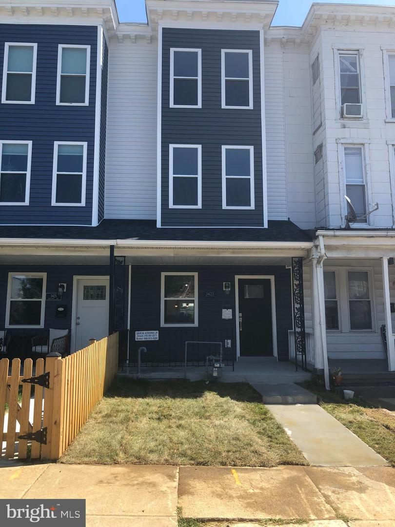 3423 Chestnut Avenue   - Baltimore, Maryland 21211