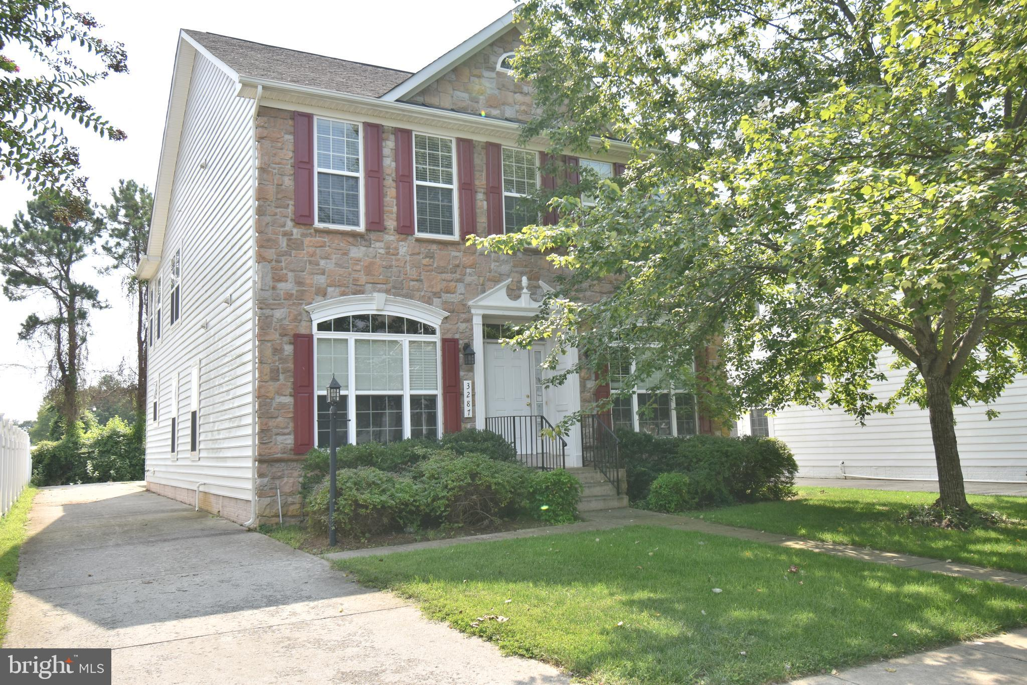 Over 5000 square feet of living space. Main level bedroom with full bathroom, Gourmet kitchen with open 2 story family room. Upstairs hallway over looks family room with 2 story stone fireplace. Bedroom Level laundry room. Basement with full bathroom.