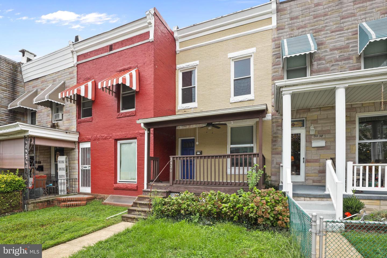 3436 Hickory Avenue   - Baltimore, Maryland 21211
