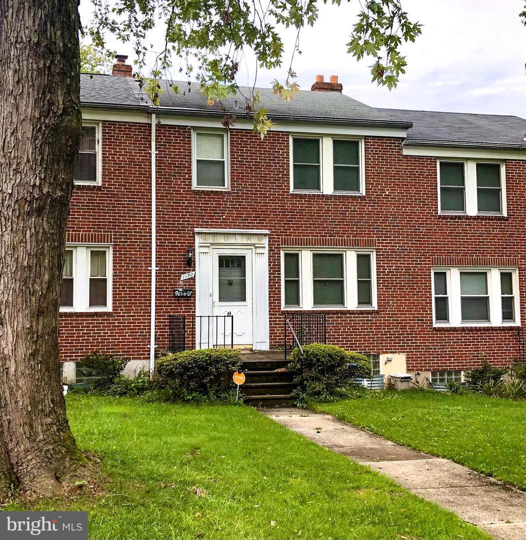 1190 Saint Agnes Lane   - Baltimore, Maryland 21207