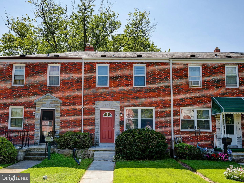 1741 Red Oak Road   - Baltimore, Maryland 21234