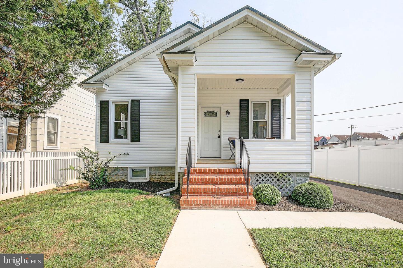 10 Linden Avenue   - Annapolis, Maryland 21401