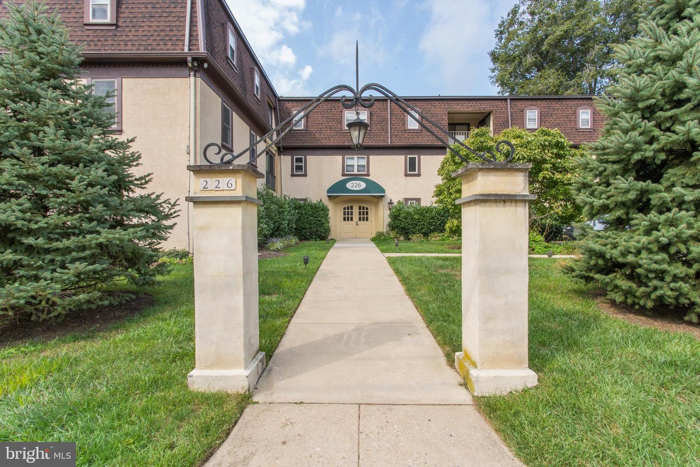 226 N Essex Avenue UNIT #105 Narberth, PA 19072