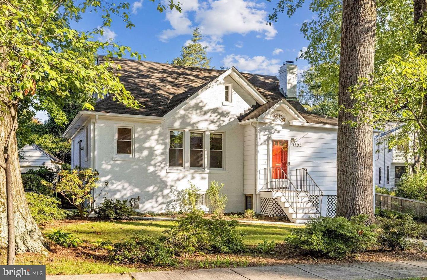 3705 Spring Street   - Chevy Chase, Maryland 20815
