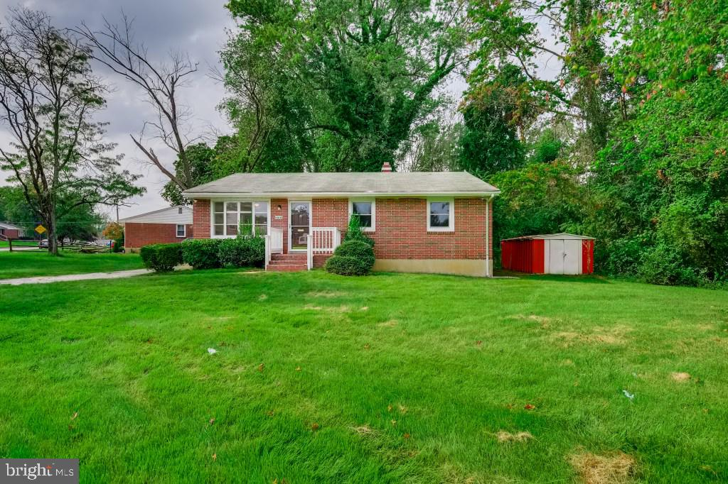 Court   - Randallstown, Maryland 21133