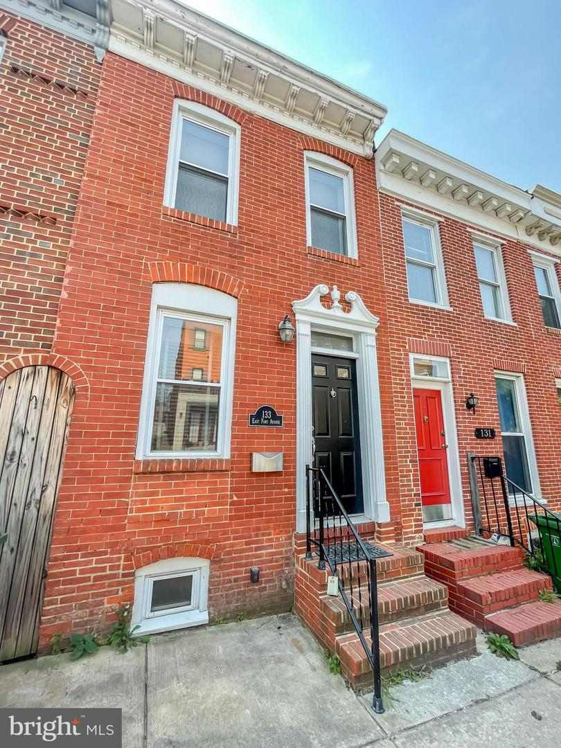 133 Fort Avenue   - Baltimore, Maryland 21230