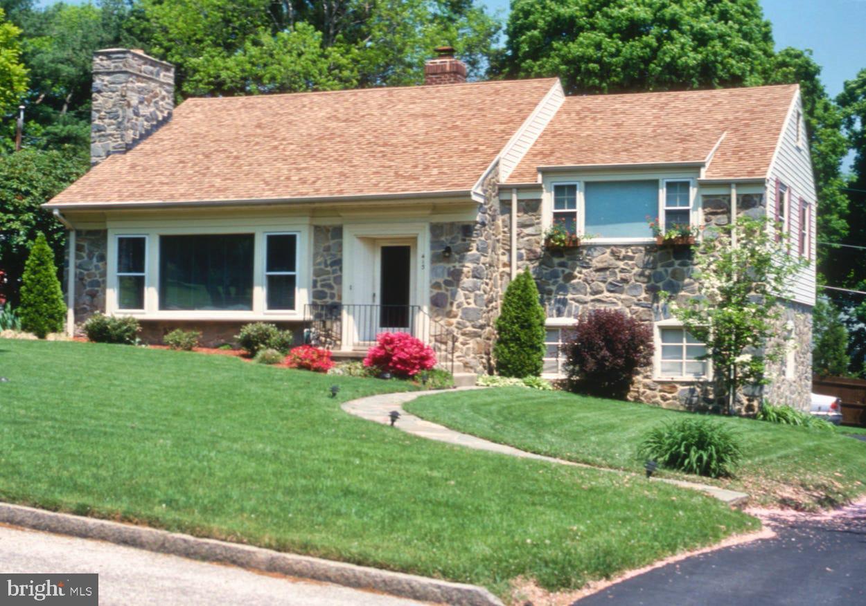 413 Redleaf Road Wynnewood, PA 19096