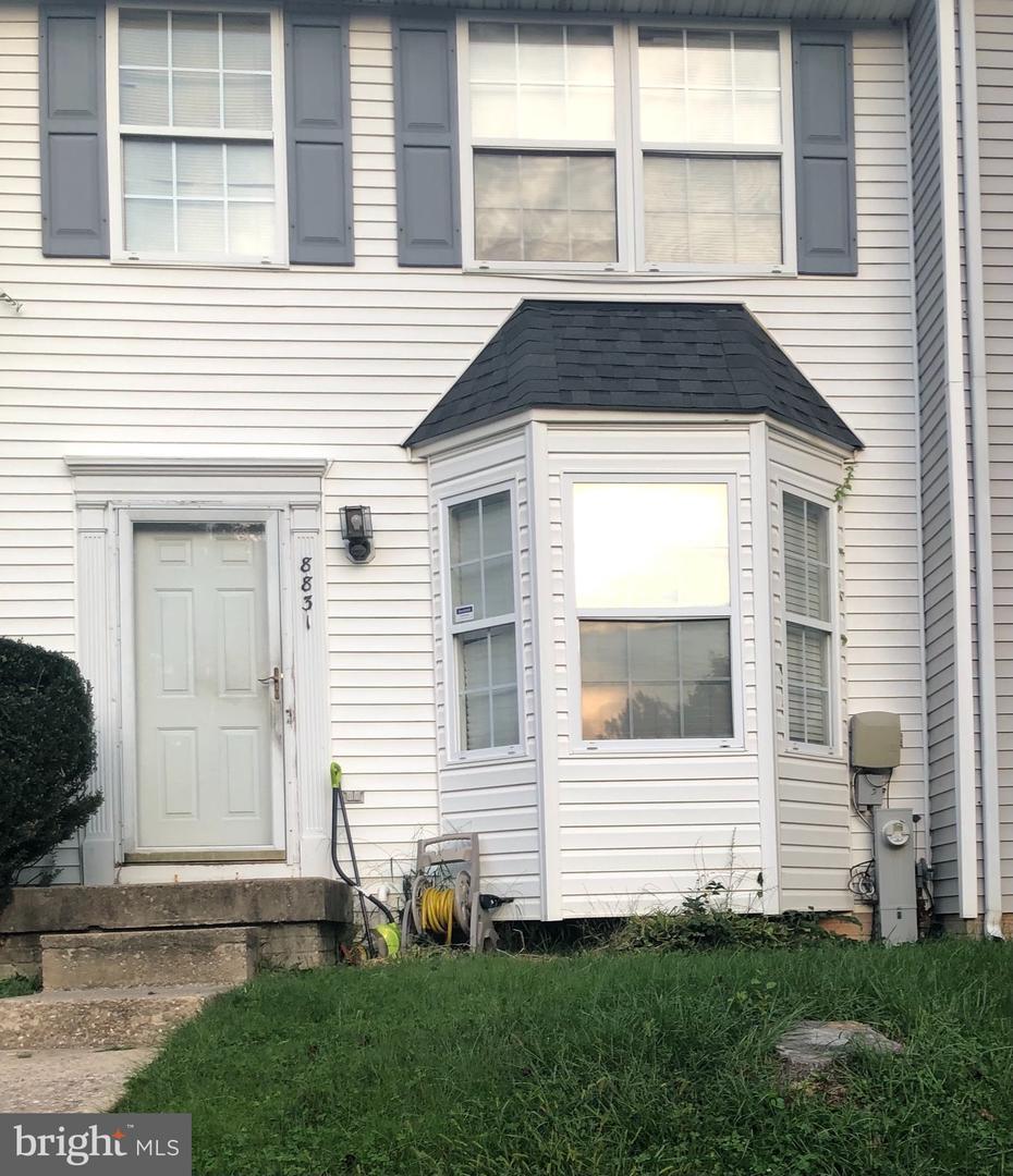 8831 Harkate Way   - Randallstown, Maryland 21133