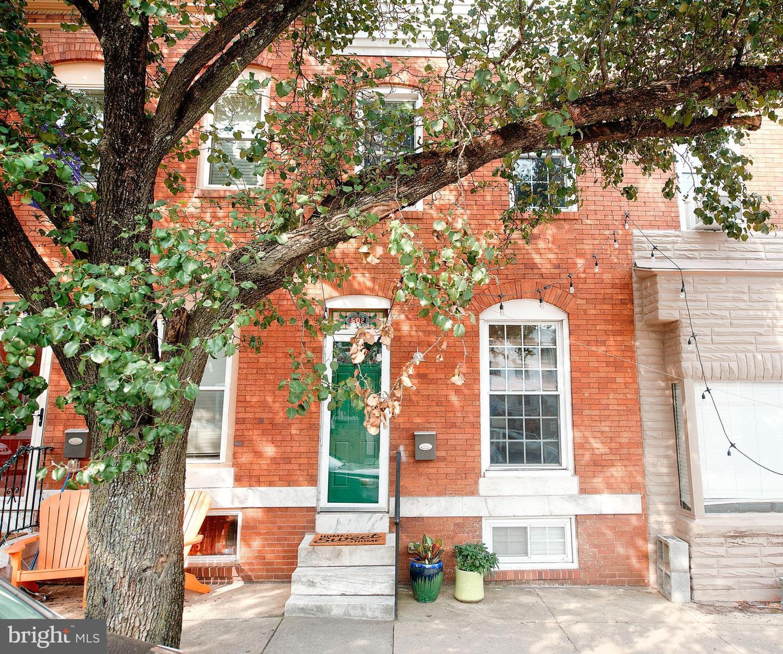 502 Ellwood Avenue   - Baltimore, Maryland 21224
