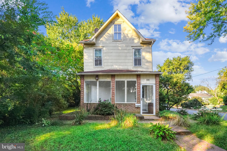 600 Burnside Street   - Annapolis, Maryland 21403