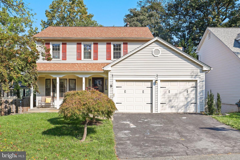 9 Gibson Court   - Gaithersburg, Maryland 20878