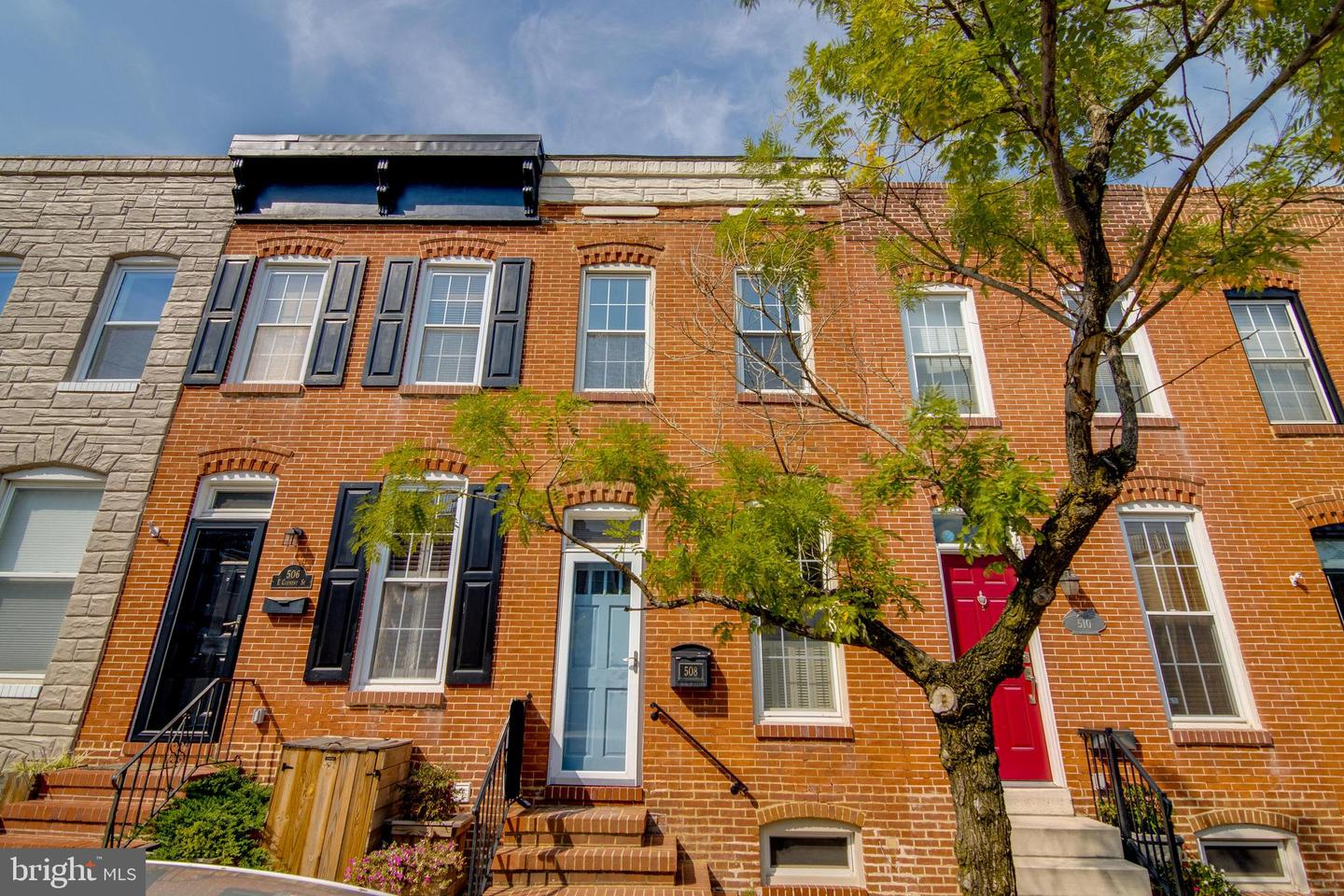 508 Clement Street   - Baltimore, Maryland 21230