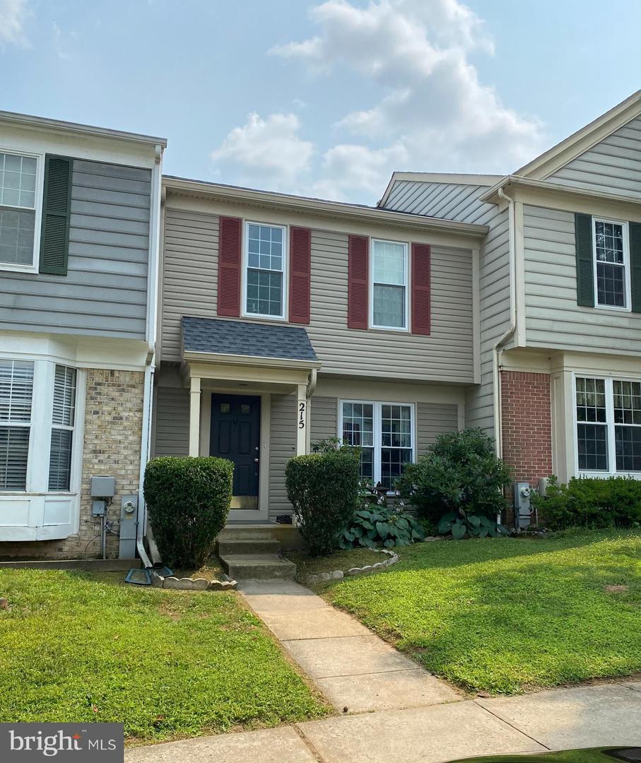 215 Gentlebrook Road   - Owings Mills, Maryland 21117