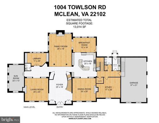 1004 Towlston Rd Mclean VA 22102