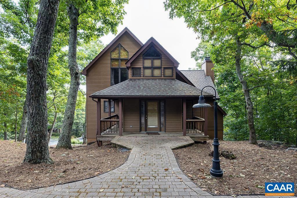 40 Knob Hill Pl Avenue   - Wintergreen Resort, Virginia 22967