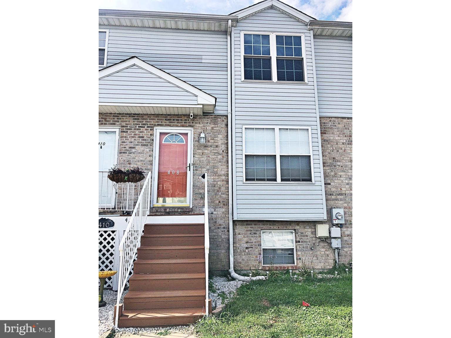 Get it while it's hot!  Three bedroom, one and a half bath townhome with finished basement in Middletown Village.  New roof September 2020, new upstairs windows November 2020 and new downstairs windows coming in, fresh paint and flooring!   This one won't last!