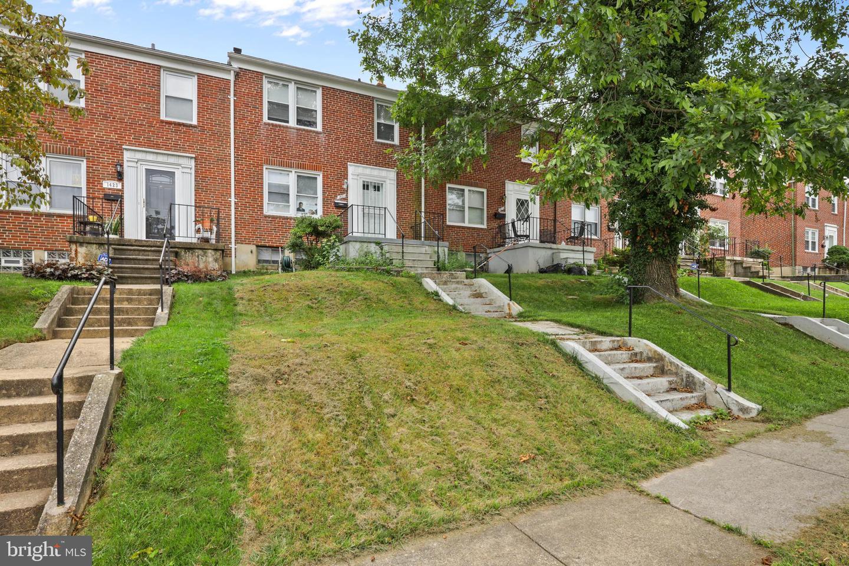 1421 Kirkwood Road   - Baltimore, Maryland 21207