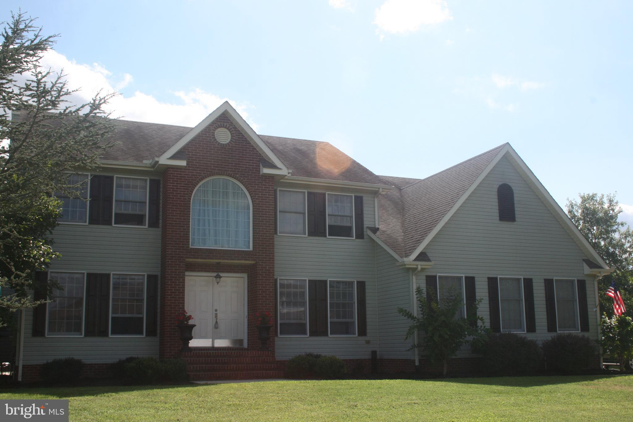 MOTIVATED SELLER!!  A rare opportunity to own a home in the desirable Windswept Development. This beautiful well maintained home features 4 bedrooms and 2 ½ baths in the Caesar Rodney School District. As you enter the double front doors you are greeted by a very nice size foyer with upgraded finishes. The formal Living room and Dining room are perfect for entertaining guests. The large Eat-in kitchen offers an oversized island, stainless steel appliances, gas cooking, granite counter tops, pantry and hardwood flooring. The great room has a beautiful stone wood burning fireplace with sliding glass doors leading to a 14 x 16 screened in porch overlooking the backyard oasis with an inground salt water pool. The ½ bath and large laundry room complete the first floor. Upstairs on the second floor you will find your escape getaway in the Master Suite. Large Bedroom with 2 large walk-in closets. The master bath is also a perfect size with dual vanities and soaking tub with separate shower. The other three bedrooms upstairs are a great size, with ample closet space. Schedule your tour today.