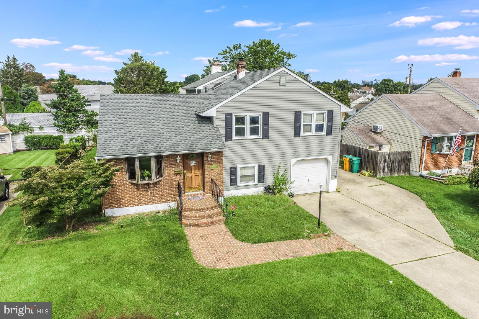 Not your ordinary home on Middleboro. This home has a HUGE addition with allows for a XL kitchen and family room. Home also has 3 bedrooms and one bath on the second  floor, and a seperate Main Bedroom with full ensuite bath.  Home was fully renovated in 2018. Come check out this Gem, It won't last long.