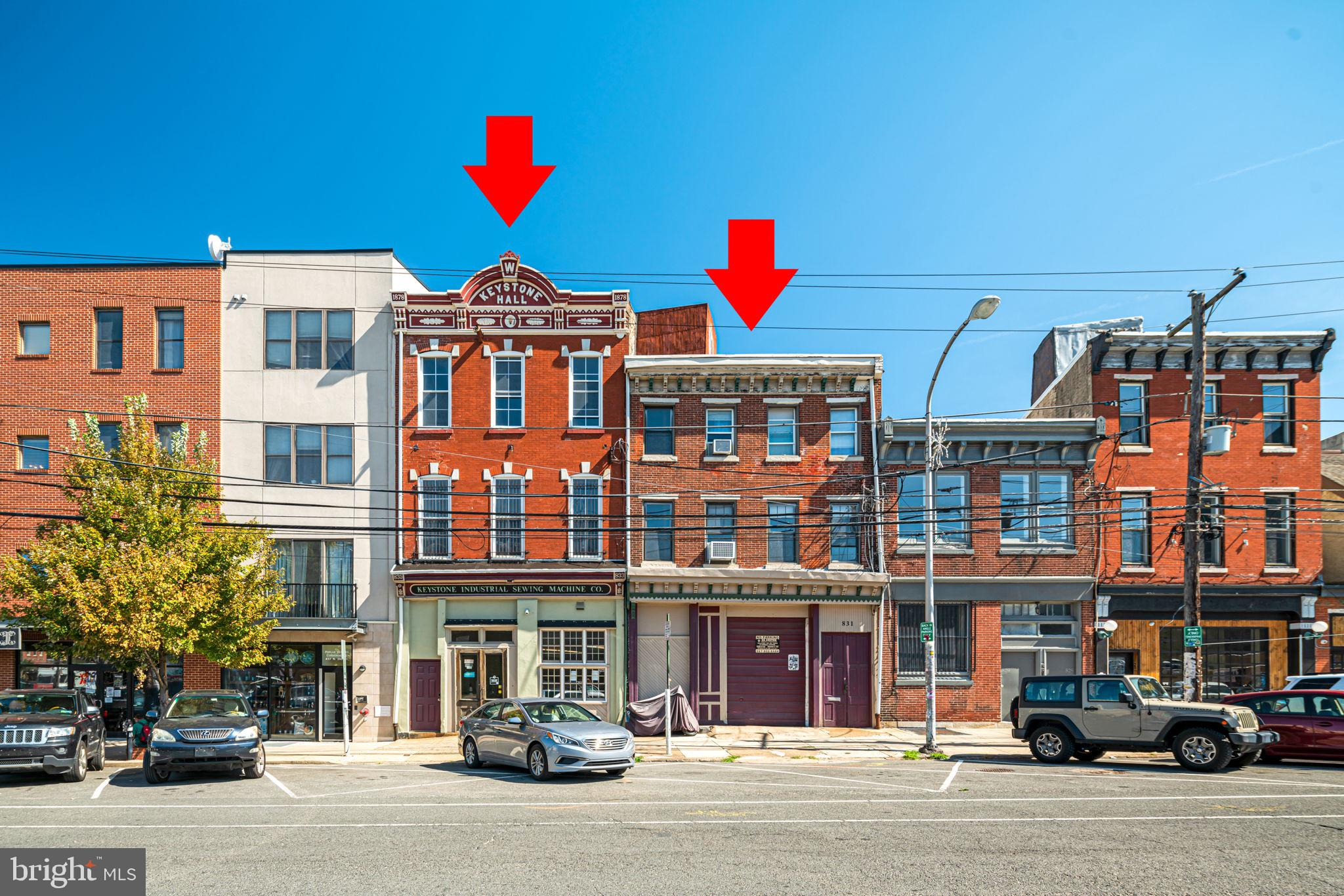 831-35 N 2nd St, Philadelphia, PA, 19123