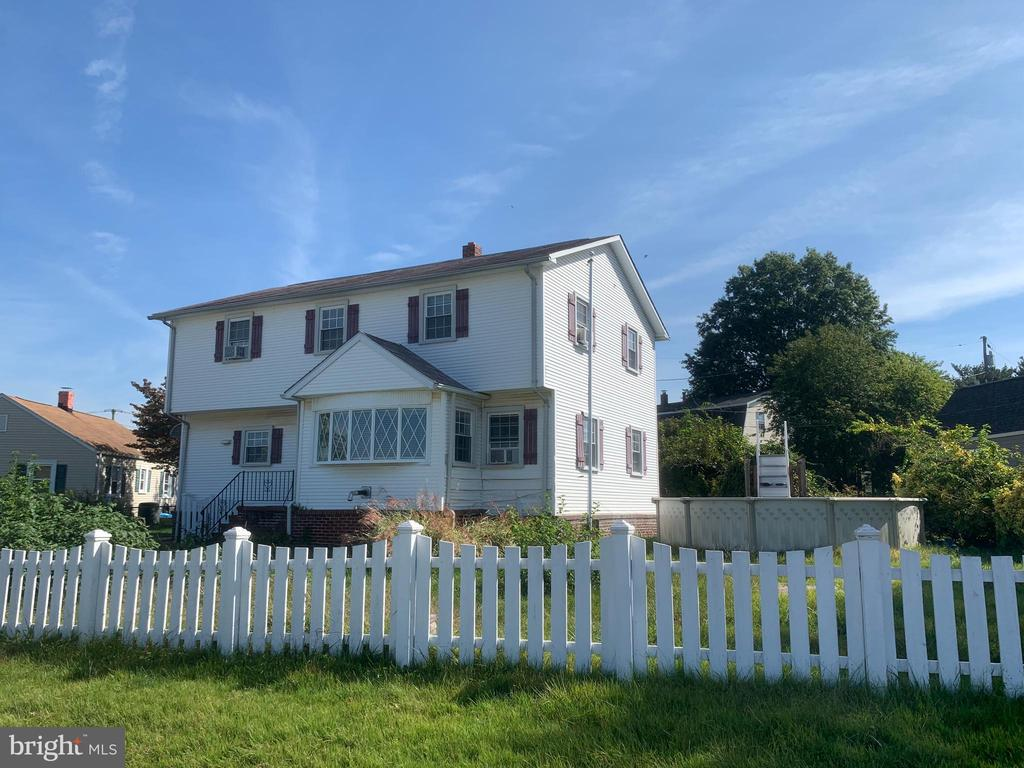 Large detached home with garage in desirable Norwood Park neighborhood. Home could use some TLC and updates.  Being sold as-is and subject to third party approval. Buyer to pay $2500.00 or 1% loss, whichever is greater, mitigation fee upon closing.