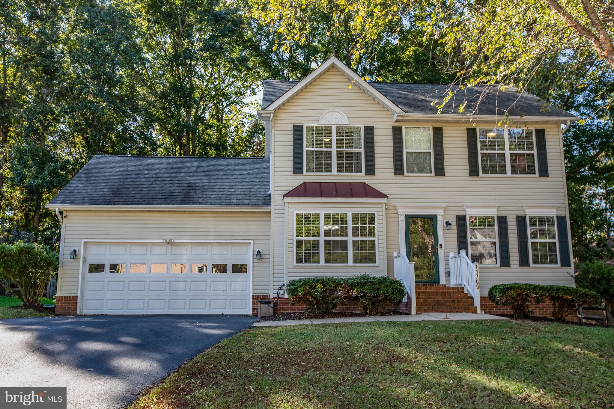 11709 Woodland View Drive, Fredericksburg, VA 22407