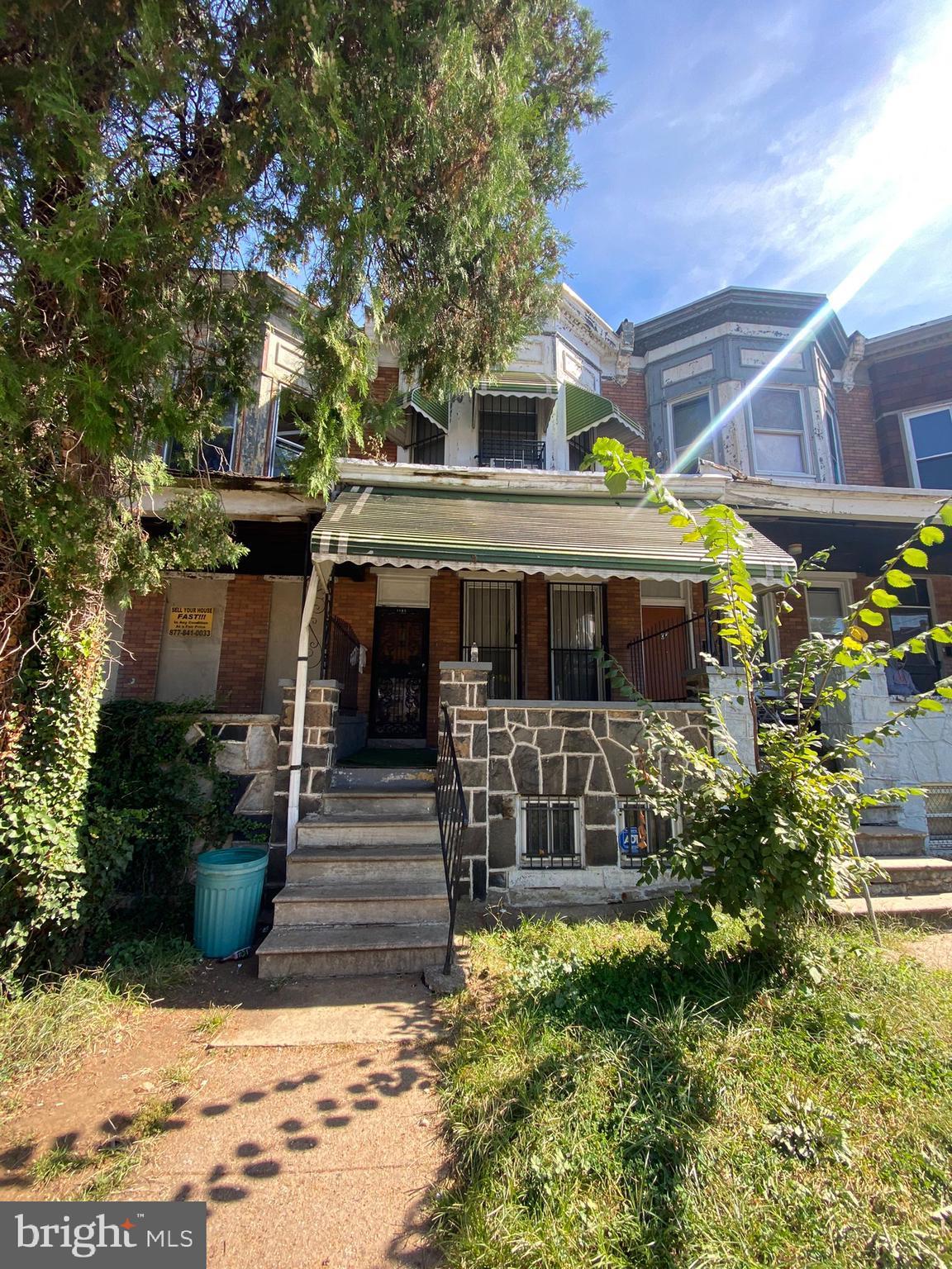 1109 Dukeland Street, Baltimore, MD 21216