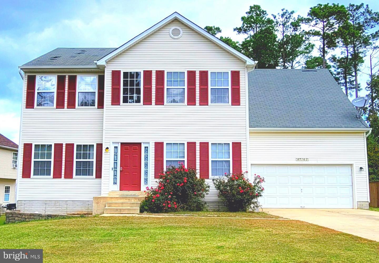 47162 Green Leaf Road   - Lexington Park, Maryland 20653
