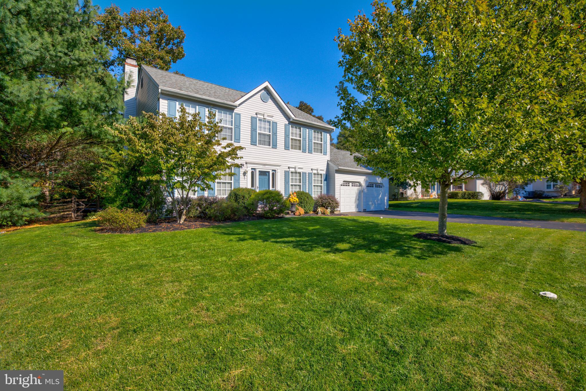 6097 High Meadow Drive, Pipersville, PA 18947